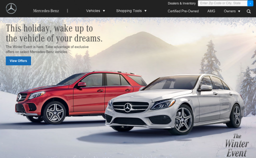 MercedesBenz Screenshot