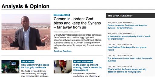 Reuters Blog