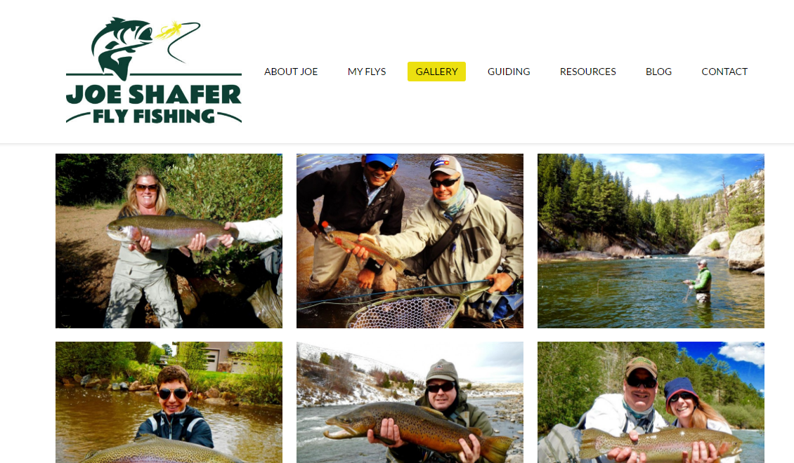 Joe Shafer Fly Fishing